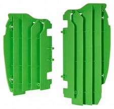 RADIATOR LOUVRES KAWASAKI KXF450 2016 onwards GREEN OR BLACK RADIATOR COVERS