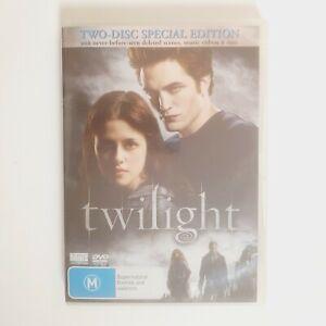 Twilight - Special Edition Movie DVD Region 4 AUS Free Postage