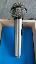 Shure Microphone Model PE 585 Unisphere A Dynamic Microphone Working