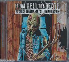 SPANISH DEATH METAL COMPILATION 2 CD Devour..Spanish heavy 2014 LEGION-NOPRESION