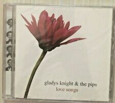 Love Songs by Gladys Knight & The Pips CD NEW SEALED