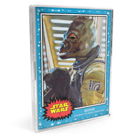 Topps Star Wars Living Set 2-Card Bundle - Cards #5-6 BOSSK VAL SOLO NEW HOPE