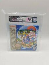 Super Mario Land 2 Nintendo Game Boy VGA Graded 80+ NM New Factory Sealed Rare