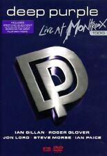 Deep Purple - Live At Montreux 1996 +5BONUSTRACKS DVD NEU OVP
