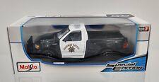 Maisto Ford SVT F-150 Lightning Highway Patrol NEW NIB Special Edition 1/18