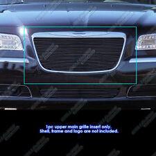 Fits 2011-2014 Chrysler 300/300C Black Billet Grille Grill Insert
