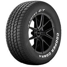 P235/60R14 Cooper Cobra Radial G/T 96T RWL Tire