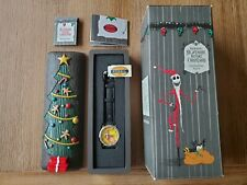 Nightmare Before Christmas Tree Door Fossil Watch Limited Edition #387/2500