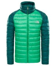 The North Face m Trevail Jacket Primarygrn/botnclgardngrn S