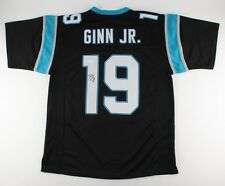 Ted Ginn Jr. Signed Panthers Jersey (JSA) Wide Receiver / Return Specialist