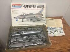 1/48 MONOGRAM F-100 SUPER SABRE MODEL KIT # 5416