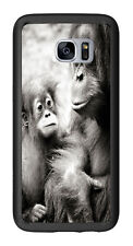 Mommy And Baby Ape For Samsung Galaxy S7 Edge G935 Case Cover by Atomic Market