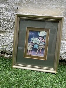 Flower Fairies 3D Layered Paper Artwork Picture The Guelder Rose