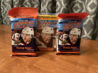 2020 2021 Upper Deck Hockey Series One Blaster Box + 2 Value Fat Packs Sealed