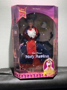 **NIB** Vintage Disney Mary Poppins Barbie 1993