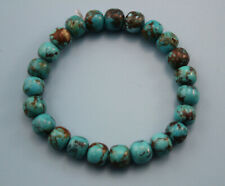 9*8 mm Antique Dzi turquoise old  Bead from Tibet Free shipping