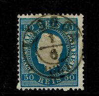 Portugal SC# 43, Used, perf 12.5 - S10060