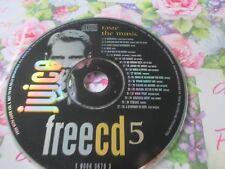 Juice- Taste The Music Christian music sampler CD 5 CD Album
