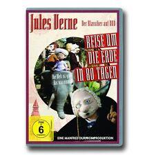 Reise um die Erde in 80 Tagen ( Jules Verne ) - DVD - NEU !!!