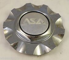 ASA Wheels Chrome Custom Wheel Center Cap Caps (1) # 8B.613 / EM7