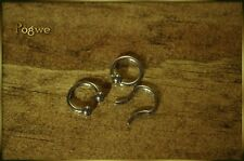 "Surgical Steel Ring Set Nose 316L 14 gauge 3/8"" Body Jewelry"