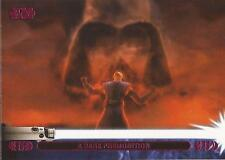 """Star Wars Jedi Legacy - Magenta Parallel Card 22A """"Visions on Mortis"""""""