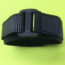 20mm Fits Casio/Times & other Brands one piece warp strap Velcra Velccro Velcru