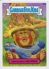 Garbage Pail Kids Mini Cards 2013 Base Card 95a Drummed DENNIS
