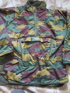 ARKTIS A210 MAMMOTH SMOCK Belgium Jigsaw jacket Army Camo BUSHCRAFT sf  X LARGE