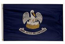 State of Louisiana Flag 4x6 Foot Flag Banner (150 Denier)