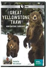 Great Yellowstone Thaw: How Nature Survives (2017, DVD NEUF)