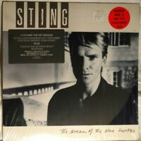 """STING  """"The Dream Of The Blue Turtles""""   1985 SEALED LP   (SP-3750)"""