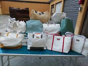 Stock 30 borse donna, nuove