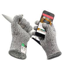 HHPE Stufe 5 Stechschutzhandschuhe Kettenhandschuh Sicherheits Schnittschutz XL