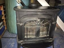 woodburning stove - Natural Gas