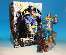 Sideshow Thanos & Mistress Death Exclusive Diorama Statue Marvel Sample