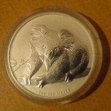Australia 1$ Koala 2010 silver 99.9% 1 oz in capsule