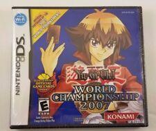 Yu-Gi-Oh Yugioh World Championship 2007 Nintendo DS *Brand New/Sealed*
