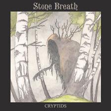 STONE BREATH Cryptids CD acid folk psych bigfoot sasquatch Pennsylvania PA