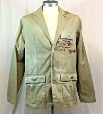 Men's Oakley Tactical Field Gear 100% Cotton Jacket Size L Large