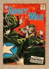 Our Army at War #64 VG+ 4.5 1957