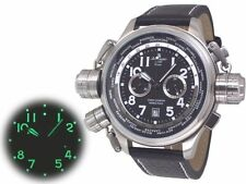 Aeromatic 1912 sportliche Armbanduhren mit Chronograph
