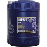 10 L MANNOL Motoröl Diesel TDI 5W-30 Engine Oil Öl für MERCEDES VW für BMW OPEL