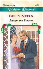NEW - Always And Forever (Xmas) (Romance, 3675) by Neels, Betty