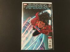 America #11 (2018) NM Marvel Comics 1st Print