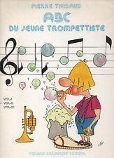 Pierre Thibaud - ABC du Jeune Trompettiste - Volume 2 - Billaudot -