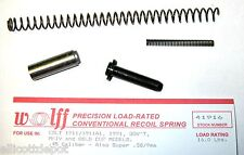 RECOIL SPRING, STAINLESS STEEL PLUNGER, GUIDE, & FIRING PIN SPRING fits M1911 A1