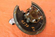 2006-2011 HONDA CIVIC SI SEDAN OEM RH PASSENGER REAR SPINDLE HUB ASSY #9238