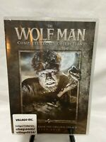 The Wolf Man: Complete Legacy Collection [New DVD] Slipsleeve Packagin