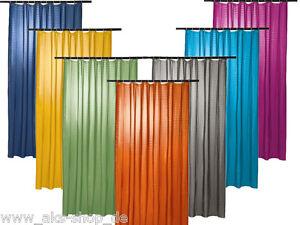 (R8) Shower Curtain,3-D-Optik,180 X 200 CM Turquoise Dark Blue, Fuchsia, Black